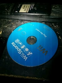 blue and black disc with case Hephzibah, 30815