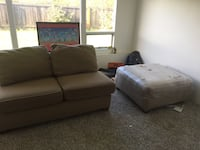 Cheap 2 person couch Bellevue, 98006