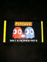 Pac-man Salt and Pepper Shakers Mountlake Terrace, 98043