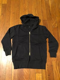 Kids black hoodies sizes 4 Washington, 20002
