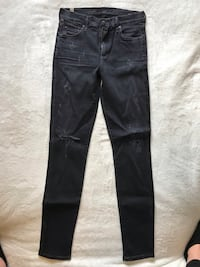 Citizens of Humanity Rocket denim skinny jeans size 28