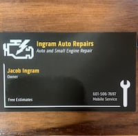 mobile mechanic located in  Madison ms will come to you  Madison