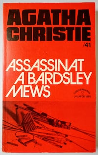 Libro: Assassinat a Bardsley Mews Barcelona