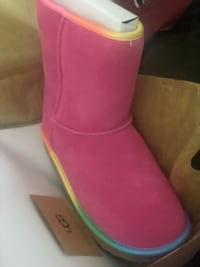 Pair of pink ugg boots Takoma Park, 20912