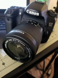 Canon 70D w/ Canon EF-S 18-55 IS STM Brooklyn, 11212