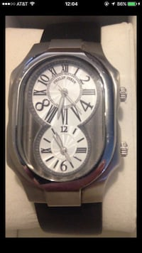Men's Philip Stein dual time watch Edmonton, T5K 2K6