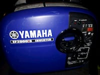 Yamaha's ef 2000 inverter wicked unit very quiet hate to sell need $ Vancouver, V5X 0C7