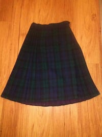 Sportcraft inc. Individually tailored tartan kilt Burlington