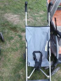 baby's gray and black lightweight stroller Youngstown, 44509