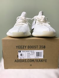Adidas Yeezy boost 350 v2 size 8.5 Buford, 30519