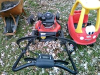 red and black lawn mower  Racine, 53402
