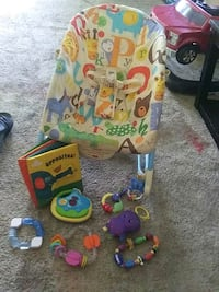 Infant to toddler rocker Russellville, 72801