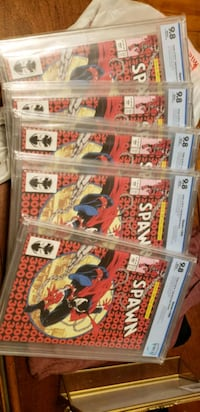 Spawn 300 9.8! Price is ea. Worcester, 01604