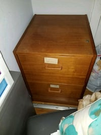 Wood file cabinet Capitol Heights, 20743