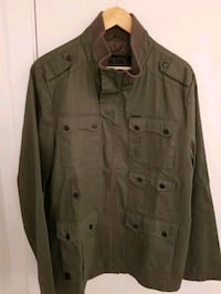 Marc Ecko Cut & Sew Men's fall Jacket  Medium