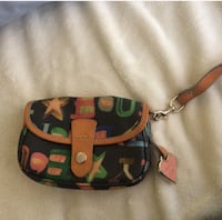 Dooney and Burke wristlet  Minneapolis, 55416