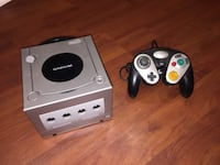 SILVER GAMECUBE SYSTEM WORKS EXCELLENT 1 controller  All wires $45 Halifax, B4E 3L3