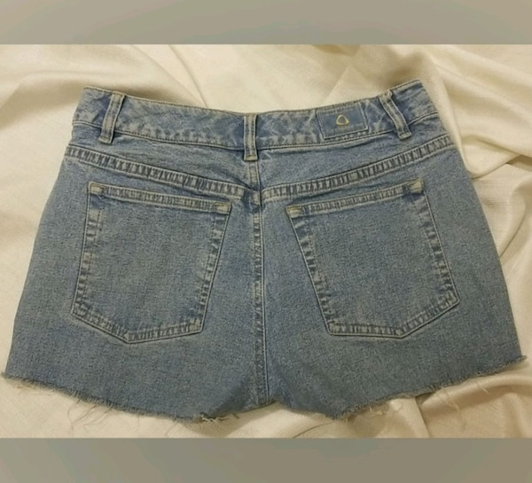 High Waisted Jean Shorts d57d95c7-afa6-4657-8be4-c4cf100ee295