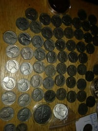 round silver-colored coins Louisville, 40211