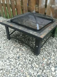 Fire pit for sale.  30×30  Kitchener