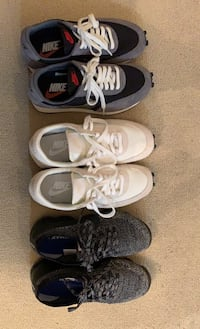 Nike Shoes for sell. North Vancouver, V7M 1C5