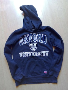 Sudadera oxford.