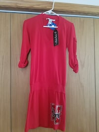 BNWT red Husker dress size Small Omaha, 68137