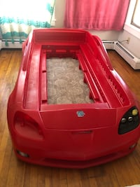 Race Bed Twin / Toddler