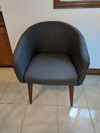 Accent Chair, grey Whitchurch-Stouffville