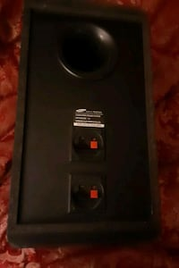 Subwoofer 150watts per channel Easley used at the house or in the car