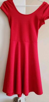 Red dress size small  Kingston