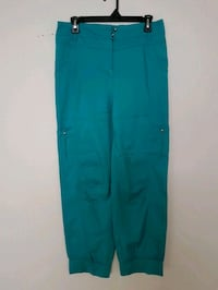 Ladies summer pants. Size large.  Toronto, M2M 4B9