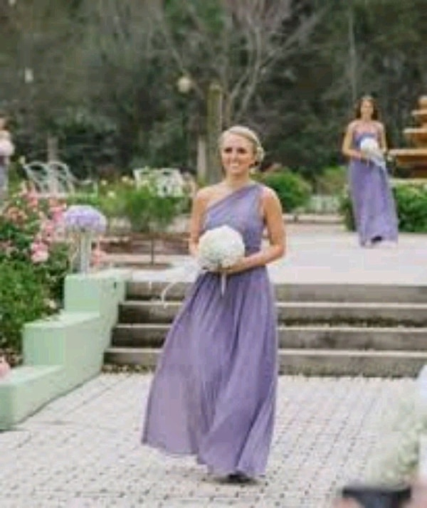 d64ab10465 Used Alfred Angelo bridesmaid dress size 2 for sale in Brampton - letgo