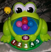 Fisher-Price Double Poppin' Frog Toy Laval, H7P 0A7