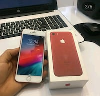 PRODUCT RED iPhone 7 with box Texas