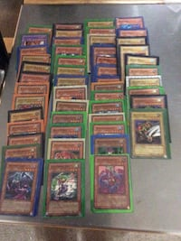 Yu-gi-oh trading card collection Pottstown, 19464