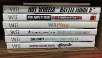 10 dollar for each wii game San Diego, 92111