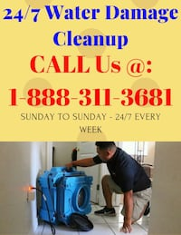 24/7 Water Damage Cleanup in Salt Lake City Salt Lake City