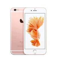 Apple IPhone 6s 16gb Rose Gold new Pasadena, 21122