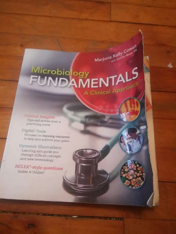 Used microbiology fundamentals  for sale in Staunton - letgo