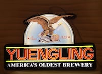 NEW YUENGLING LED beer pub sign Wakefield, 01880