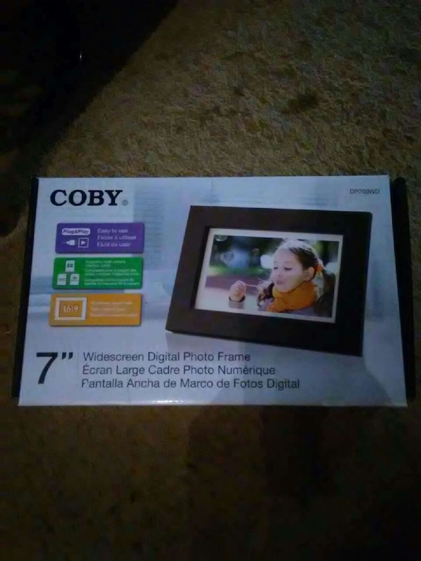 Used Coby 7\