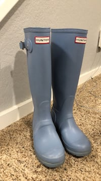 Womens Hunter Rain Boots Moline, 61265