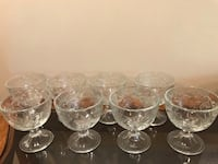 Set of 8 Princess House Dessert Bowls Birmingham, 35242