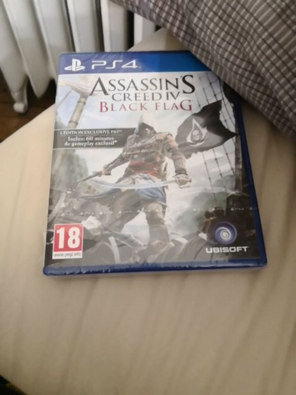 Ps4 Assassin's Creed neuf emballage