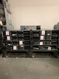 Lot of 8 x Dell PowerEdge R510 Servers Frederick, 21702