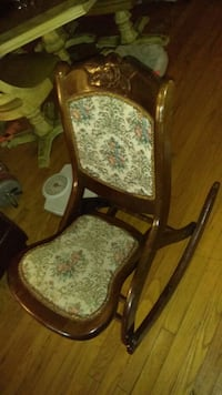 Vintage rocking chair Chicago, 60641