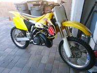 yellow and black motocross dirt bike Anaheim, 92801