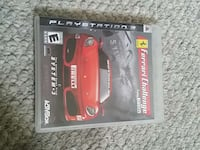 sony ps3 ferrari challengr game case Medicine Hat, T1A 6S3