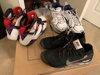 3 pairs for $400(all sz 7) Fords, 08863